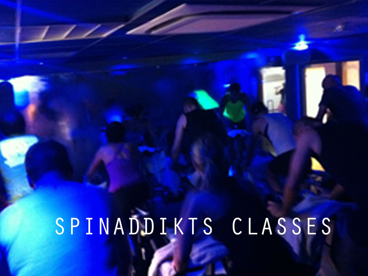 SpinAddikts Classes